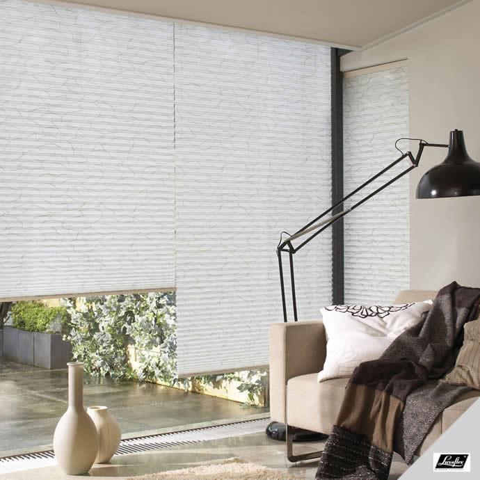 Plissé Shades specialist in Amsterdam heeft Verosol,Luxaflex,Sunway ...